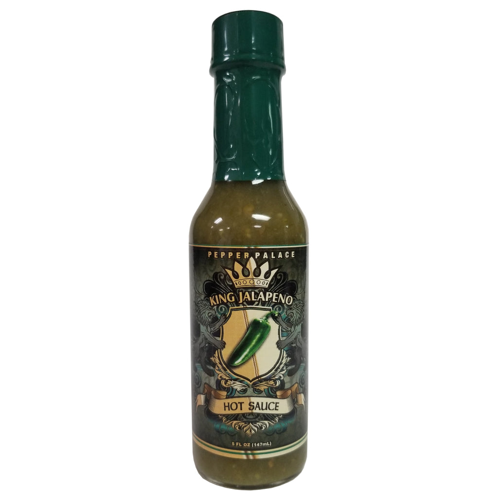 Pepper Palace King Jalapeno Hot Sauce