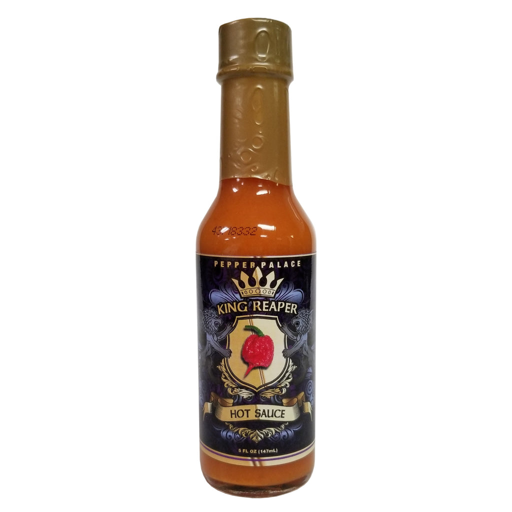 Pepper Palace King Reaper Hot Sauce