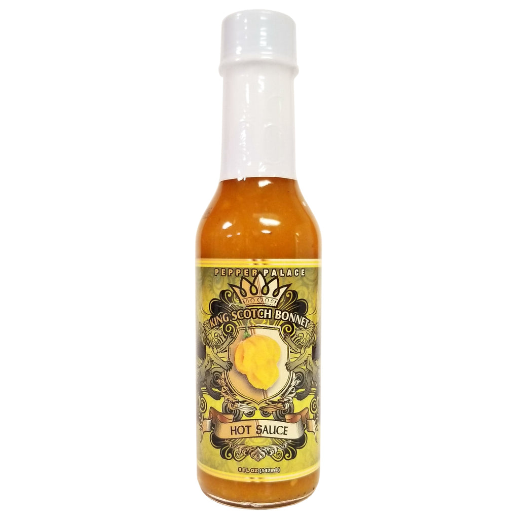King Scotch Bonnet Hot Sauce
