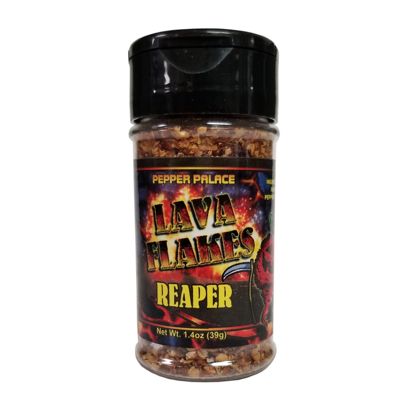 Pepper Palace Lava Flakes Reaper Pepper Flakes