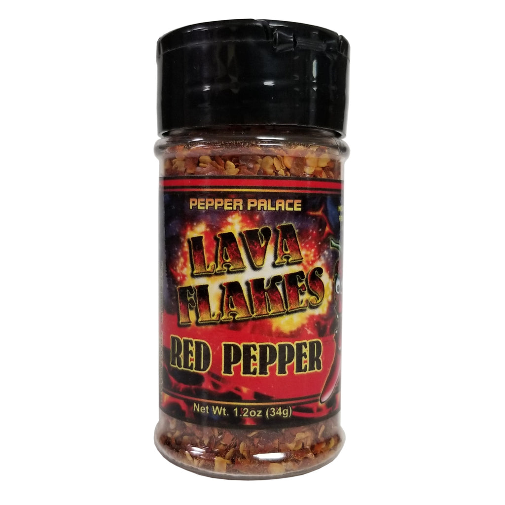 Pepper Palace Lava Flakes Red Pepper Flakes