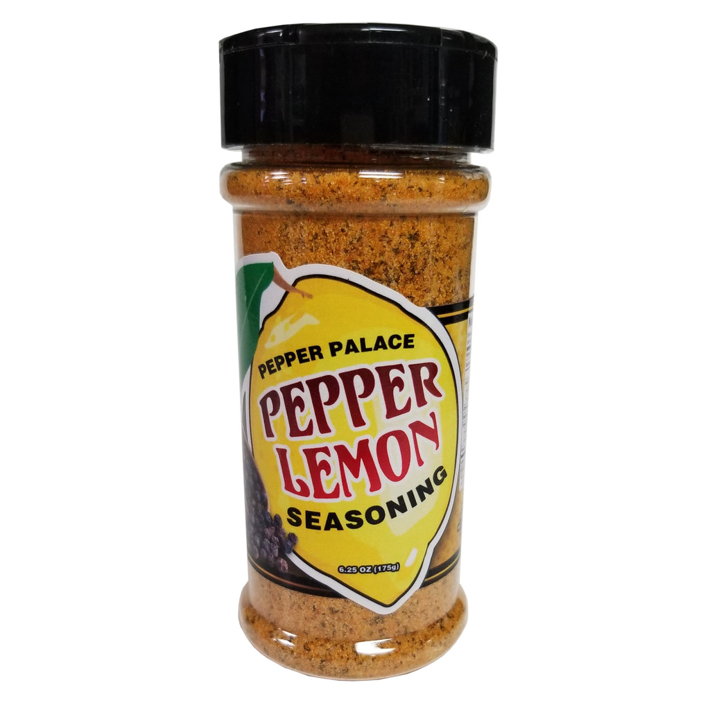 Pepper Palace Pepper Lemon Seasoning