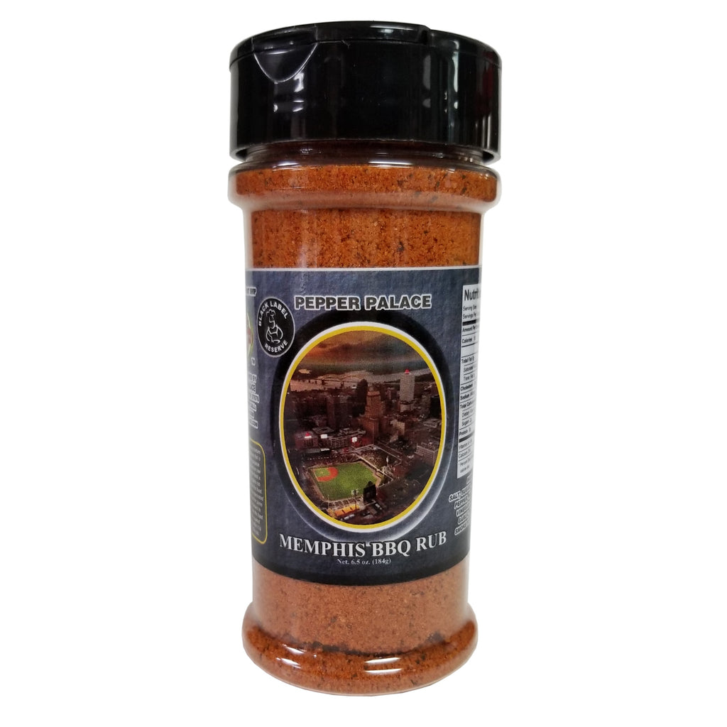 Pepper Palace Memphis BBQ Rub