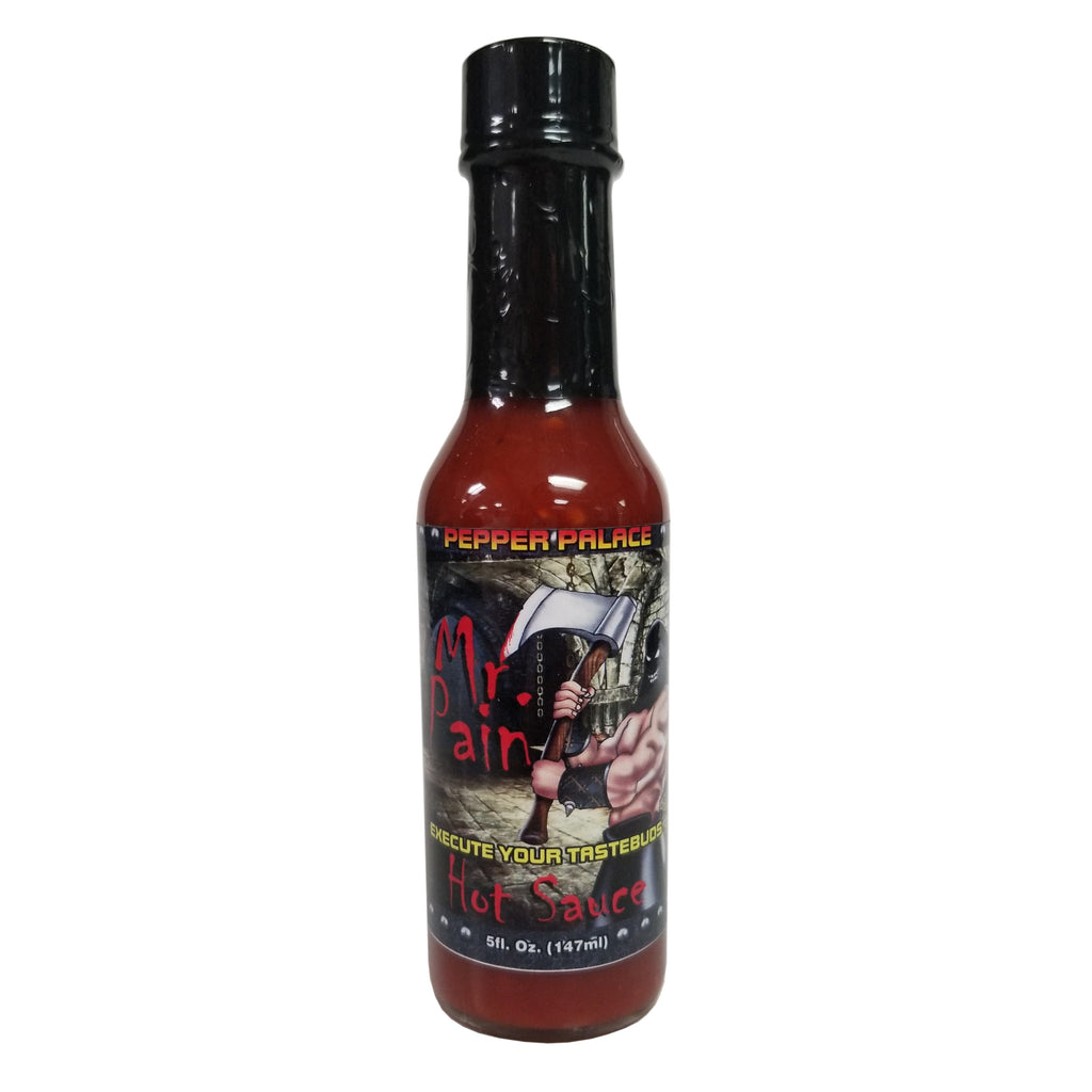 Pepper Palace Mr Pain Hot Sauce