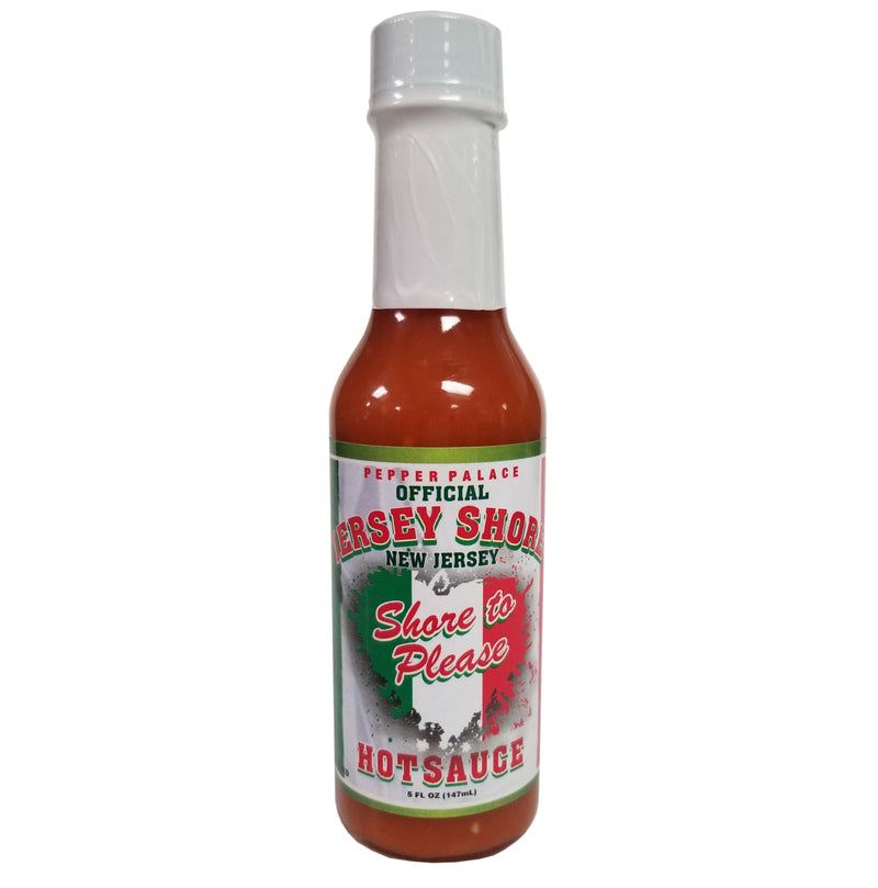Pepper Palace Official Jersey Shore Hot Sauce