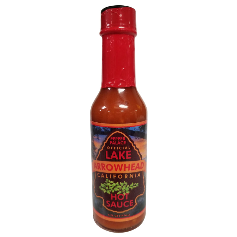 Pepper Palace Official Lake Arrowhead Hot Sauce