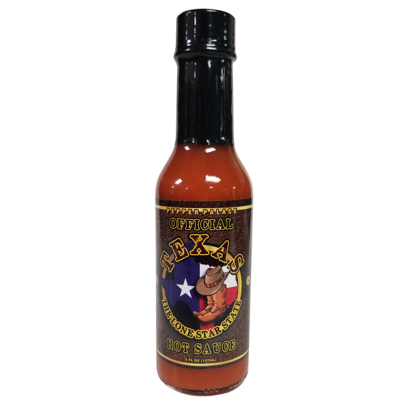 Pepper Palace Official Texas Hot Sauce