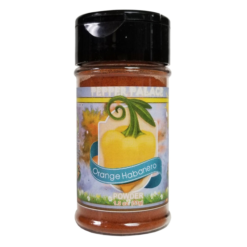 Pepper Palace Orange Habanero Powder