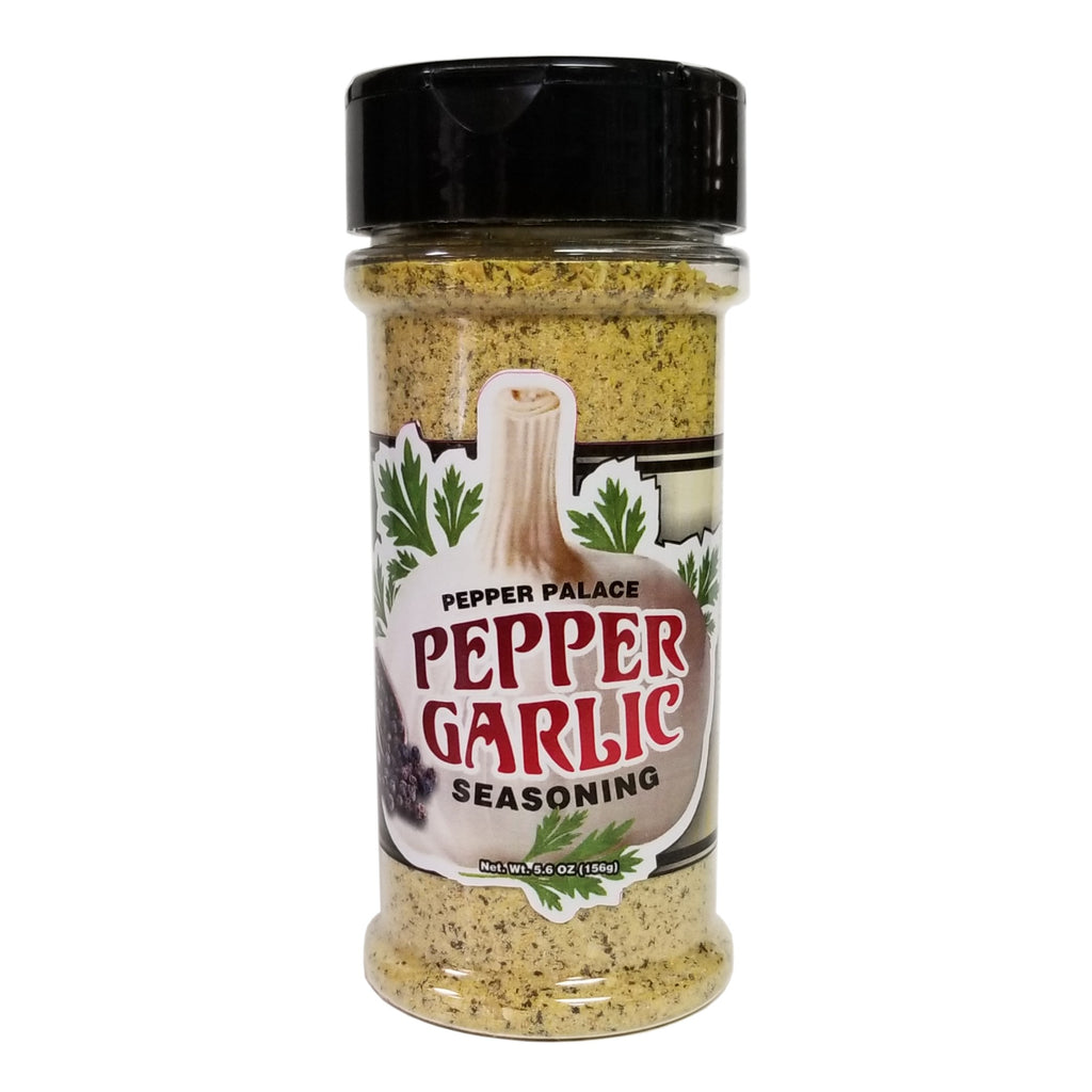 Pepper Palace Pepper Garlic Seasoning