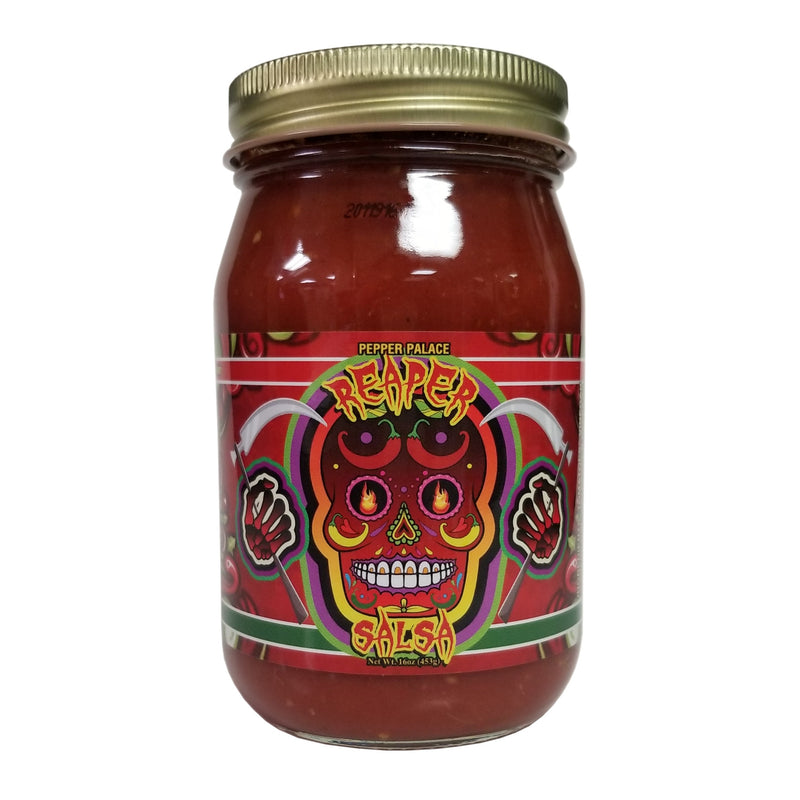 Times Up Tomato Blend Reaper Hot Sauce