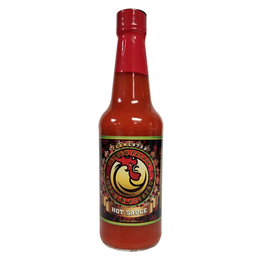 Pepper Palace Red Eye Rooster Hot Sauce