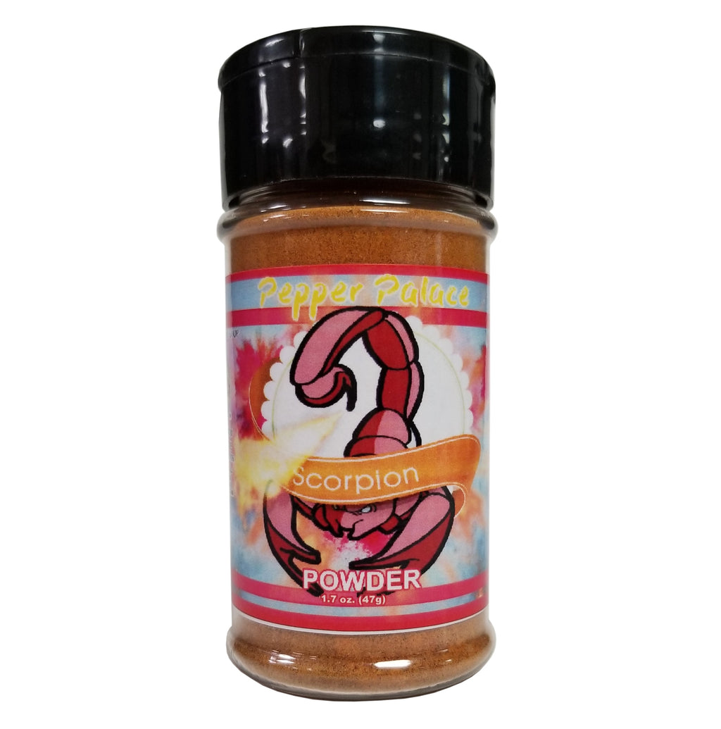 Pepper Palace Scorpion Pepper Powder