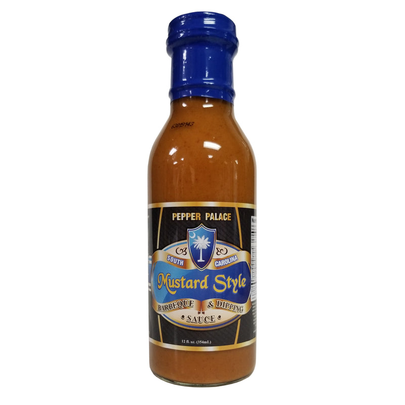Pepper Palace South Carolina Mustard Style BBQ & Dipping Sauce