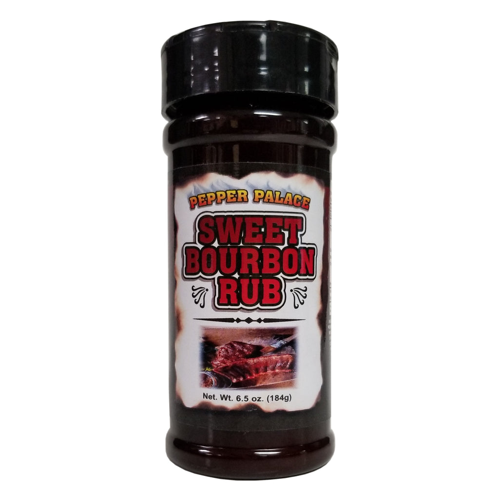 Pepper Palace Sweet Bourbon Rub