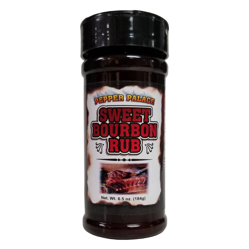 Mountain Q Select - Bourbon BBQ Sauce