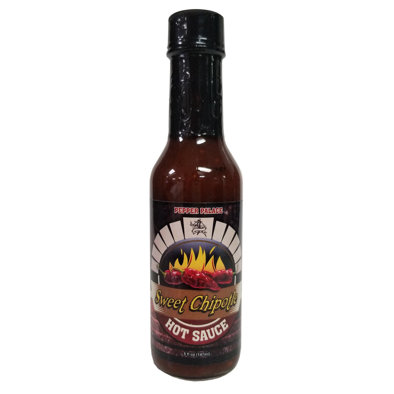 Pepper Palace Sweet Chipotle Hot Sauce