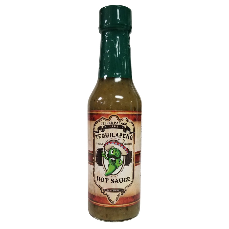 Pepper Palace Tequilapeno Hot Sauce