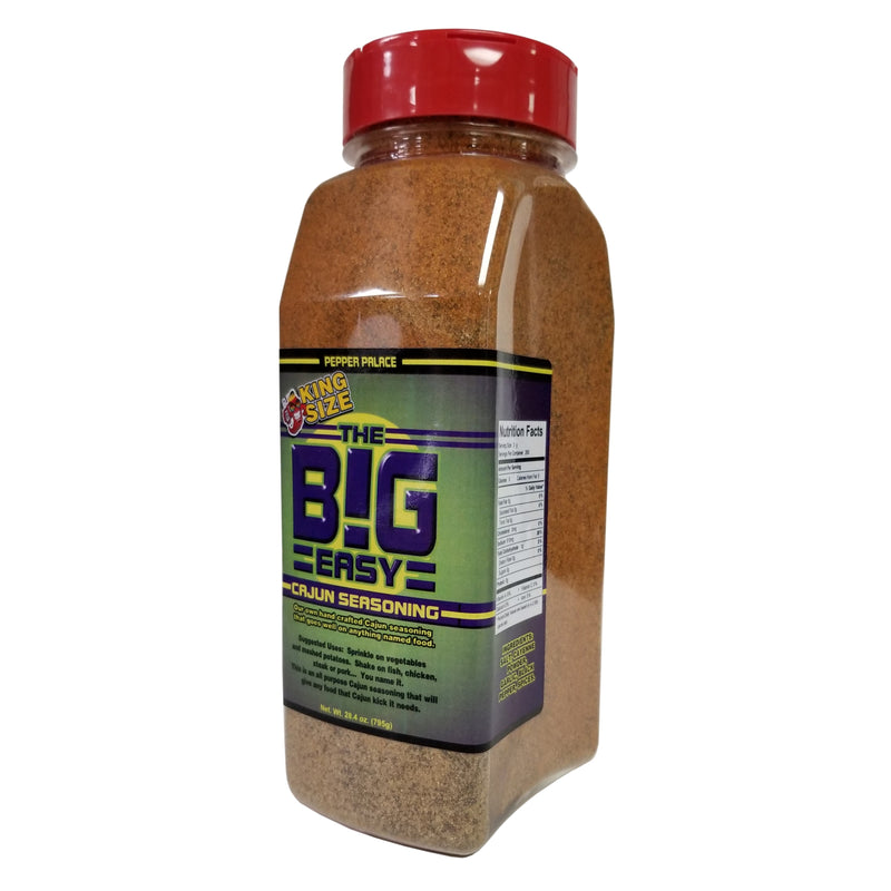 Pepper Palace The BIG Easy Seasoning King Size