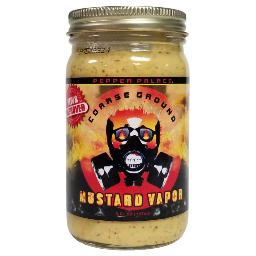 Pepper Palace Coarse Ground Mustard Vapor