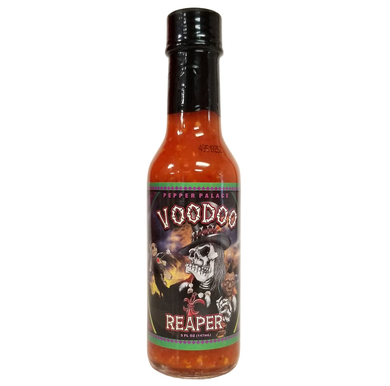 Scorpion Death Stalker Hot Sauce
