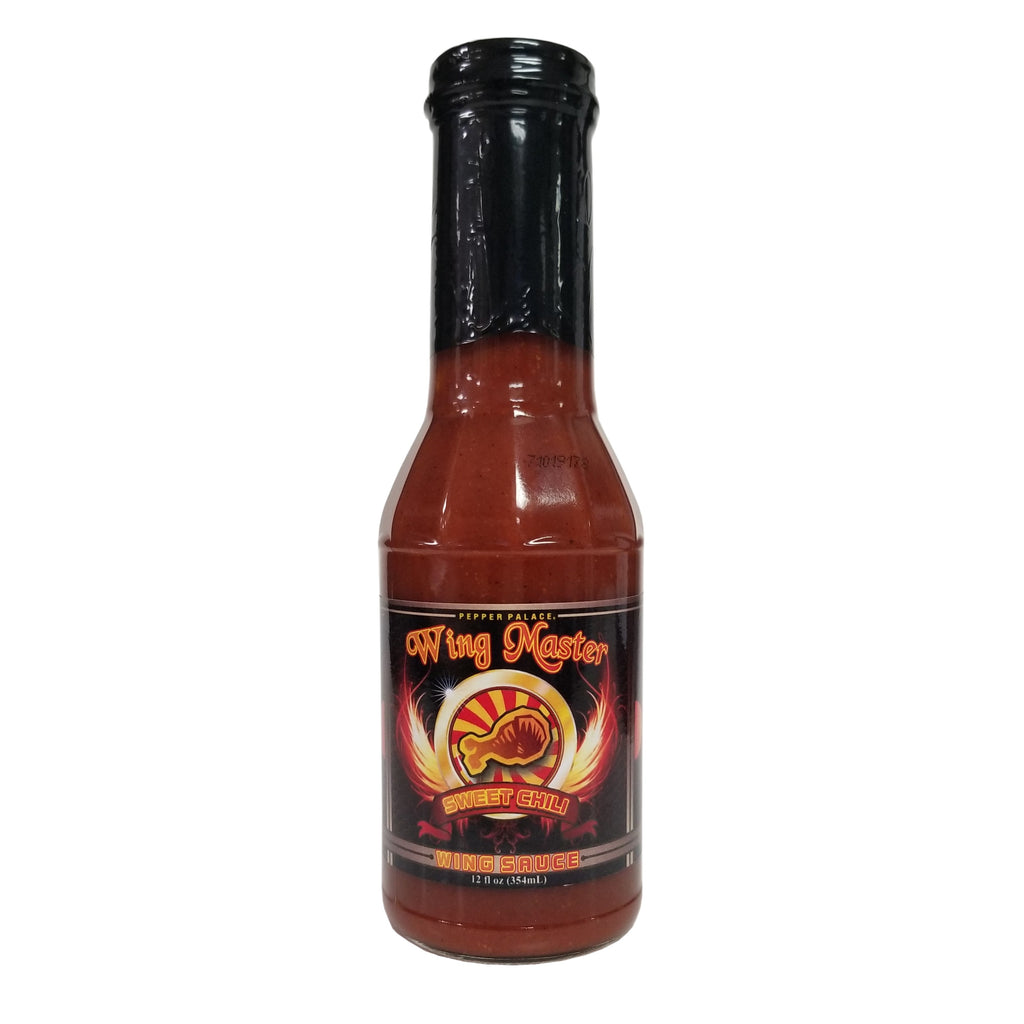 Pepper Palace Wing Master Sweet Chili Wing Sauce