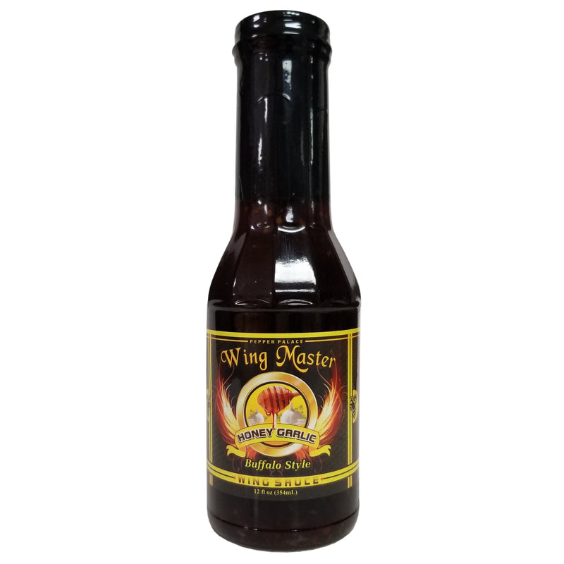 Uff Da Scandinavian Gold Hot Sauce