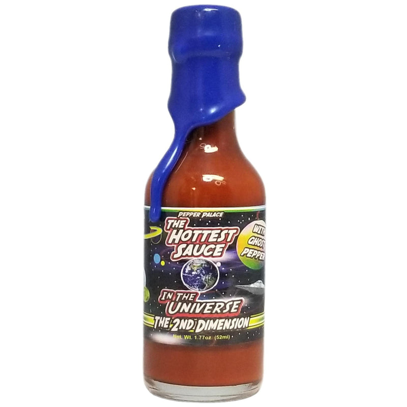 Hottest Sauce in the Universe - 2nd Dimension