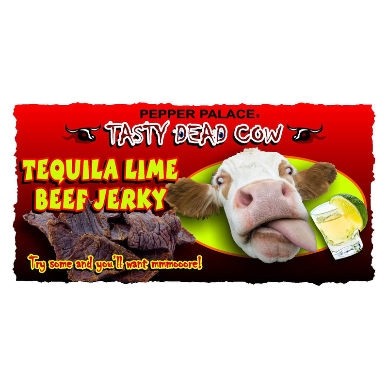 Tasty Dead Cow - The Hottest Jerky on the Planet!