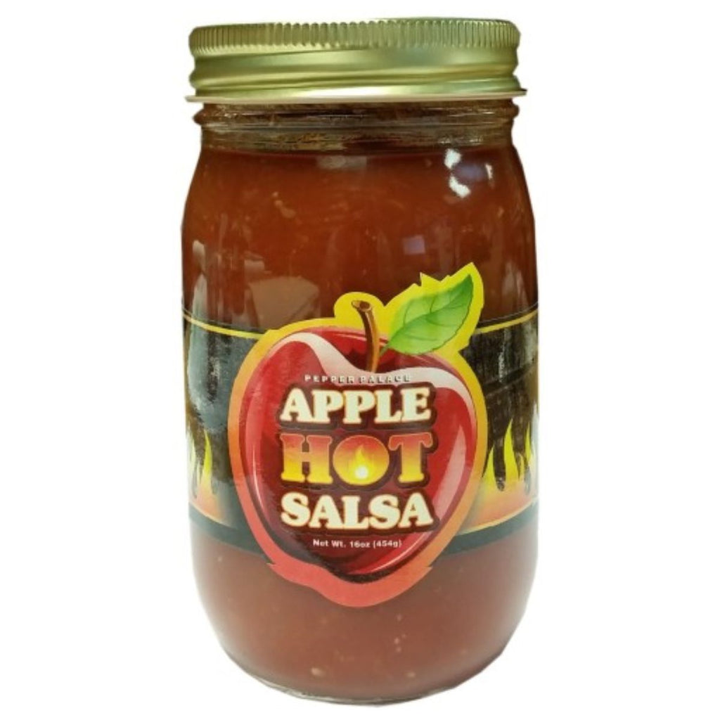 Pepper Palace Hot Apple Salsa