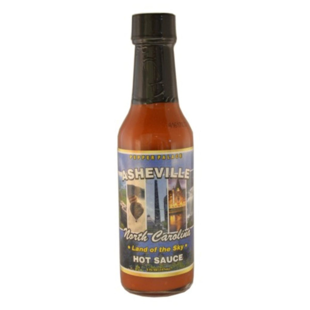 Pepper Palace Asheville Land of the Sky Hot Sauce