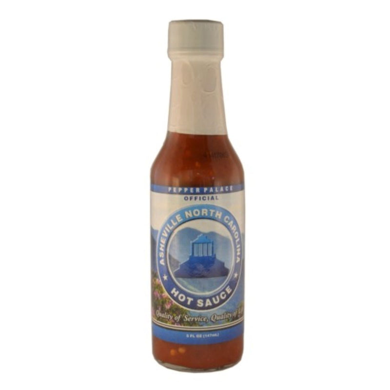 Pepper Palace Official Asheville Hot Sauce