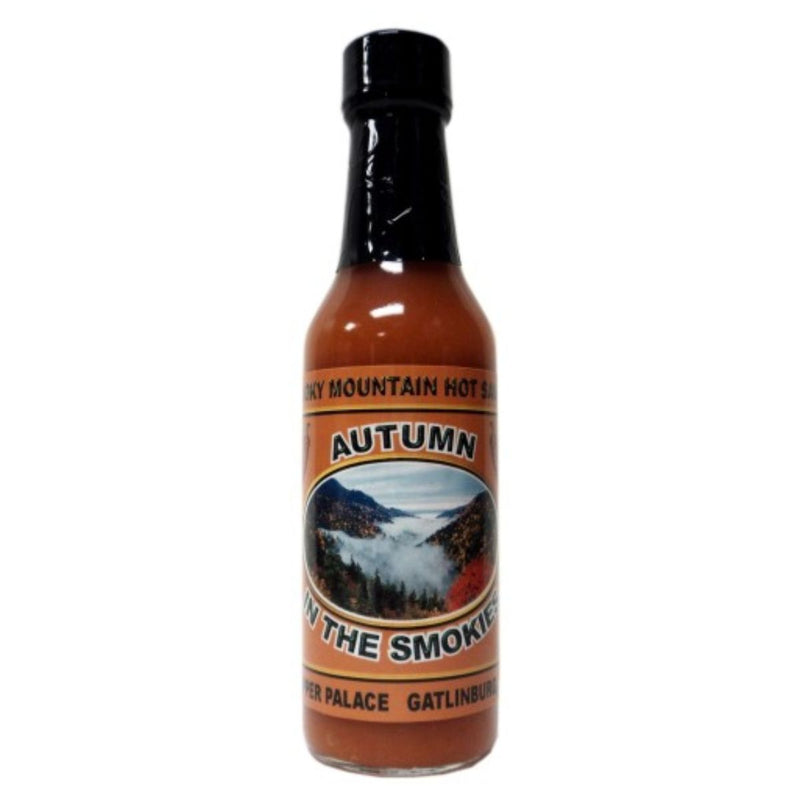 Asheville - Land of the Sky Hot Sauce