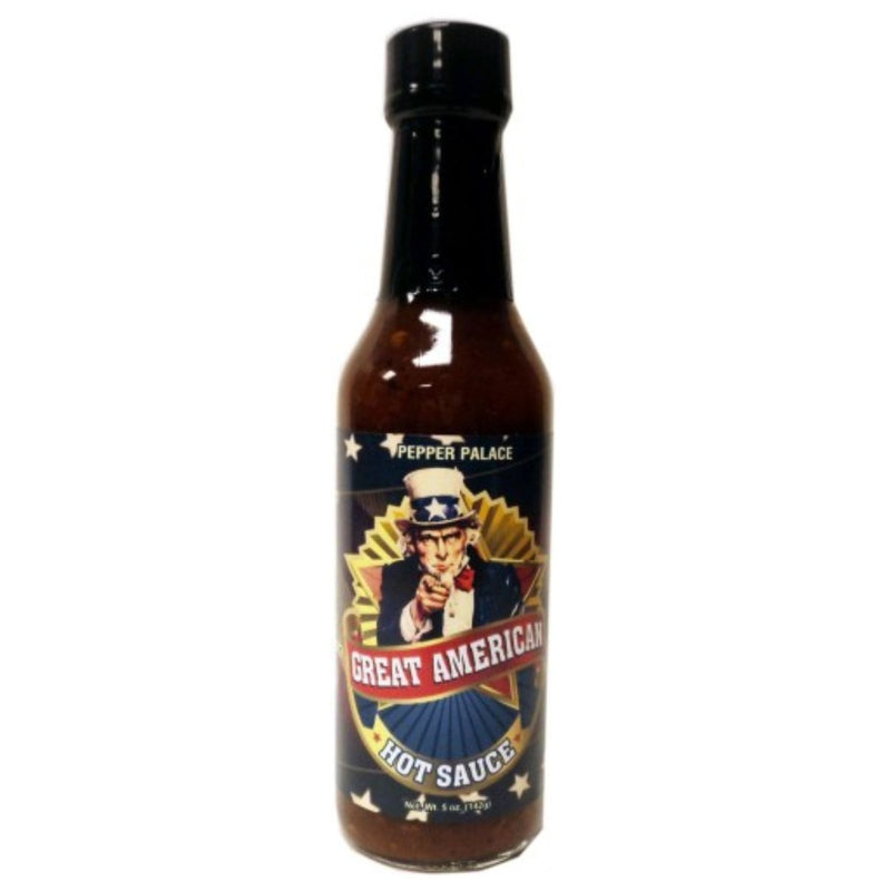 Pepper Palace National Harbor Great American Hot Sauce