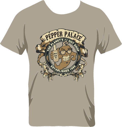 Pepper Palace Baroque T-Shirt