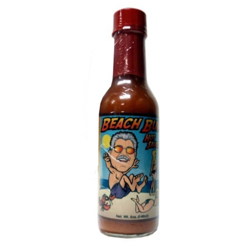 Pepper Palace Myrtle Beach Beach Bum Hot Sauce