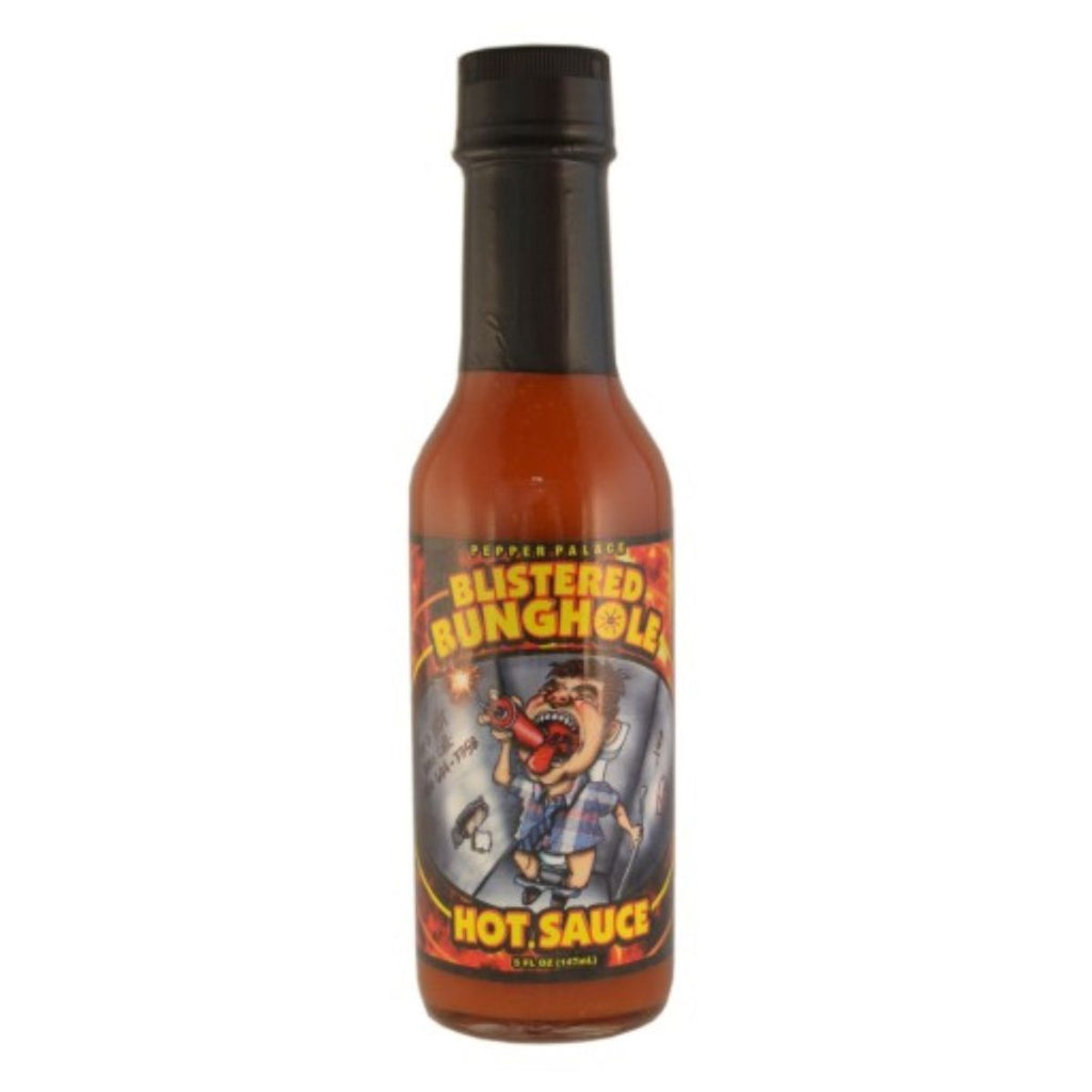 Pepper Palace Blistered Bunghole Hot Sauce