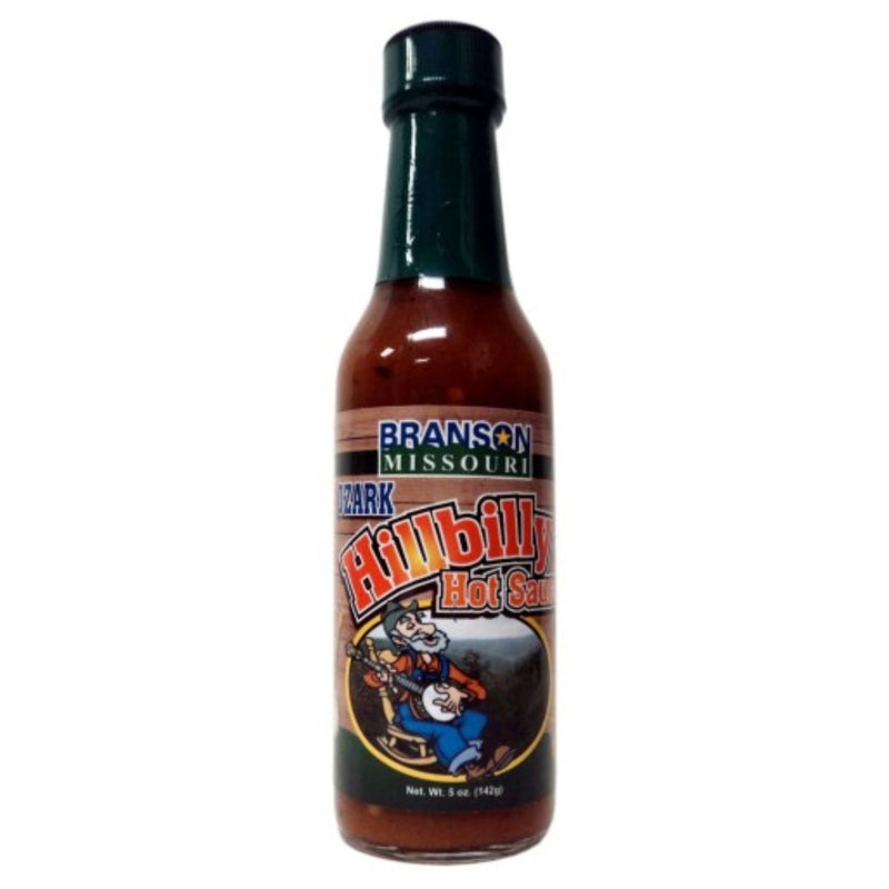 Pepper Palace Branson Ozark Hillbilly Hot Sauce
