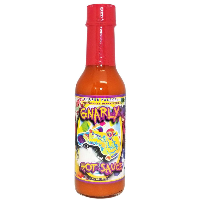 Tannersville - Gnarly Hot Sauce