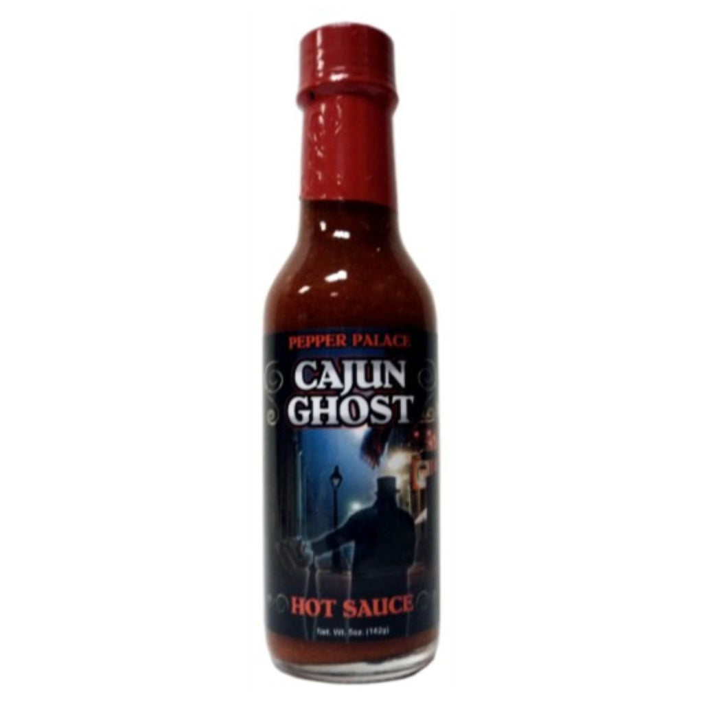 Pepper Palace Cajun Ghost Hot Sauce