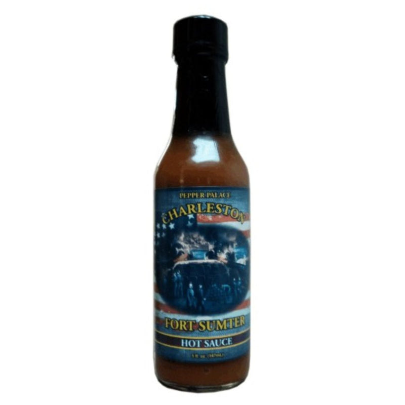 Pepper Palace Charleston Fort Sumter Hot Sauce