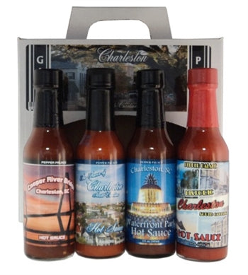 Pepper Palace Charleston Hot Sauce Gift Pack