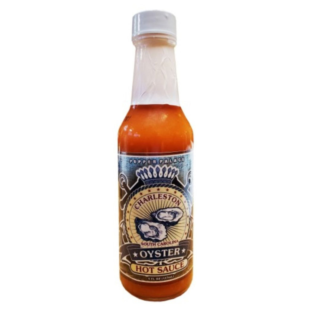 Pepper Palace Charleston Oyster Hot Sauce