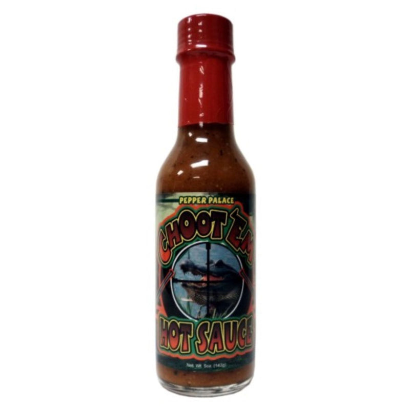 Pepper Palace Choot Em Hot Sauce