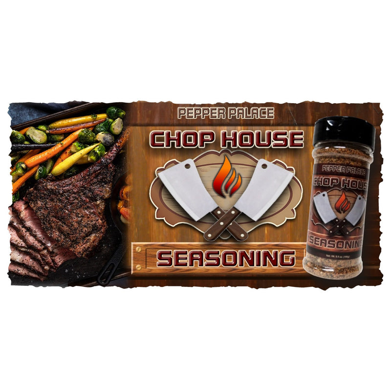 Chop House Seasoning