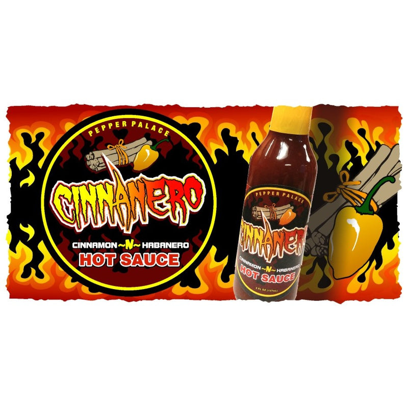 Pepper Palace Cinnanero Hot Sauce