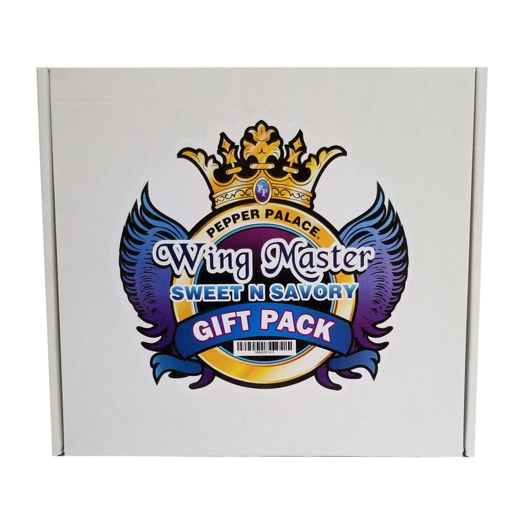 Wing Master - Sweet N Savory Gift Pack