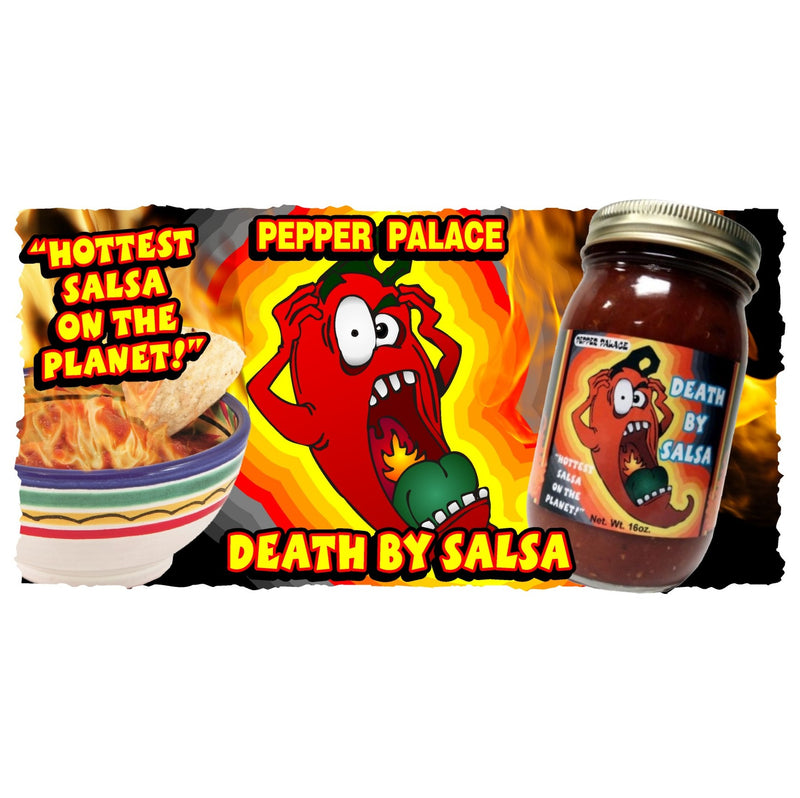 Death By Salsa