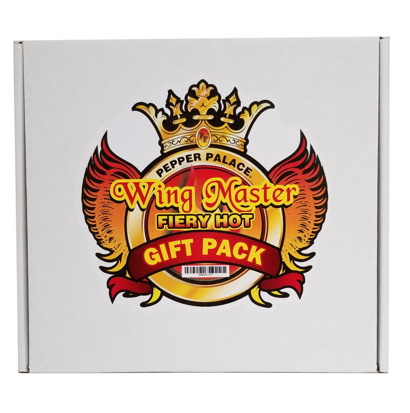 Wing Master - Fiery Hot Gift Pack
