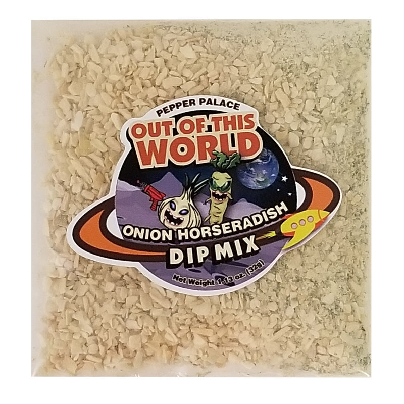 Out of this World Dip Mix - Garlic Pepper & Parmesan