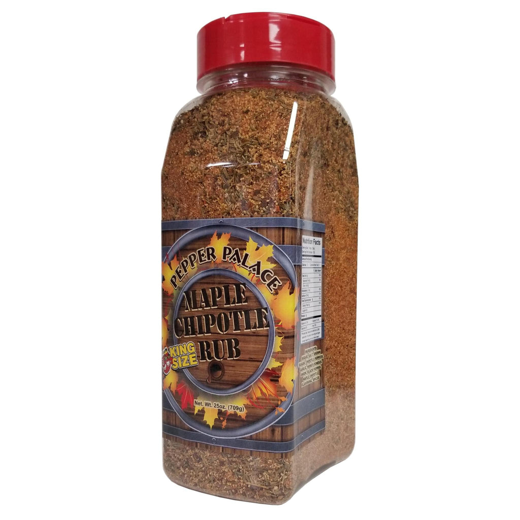 Maple Chipotle Rub - King Size